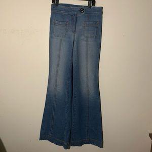 Diane Von Furstenberg jeans